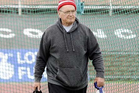 Tributes have been paid across the athletics community to coach Willie Robertson