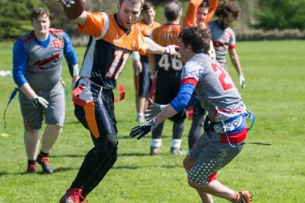 Grangemouth Broncos Flag Football
