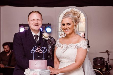 Wedding of the week: Donna Webster and Gordon Allan