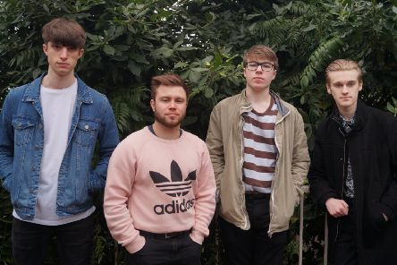 Big shows ahead for Falkirk's The Shoals