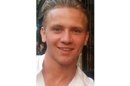 Corrie McKeague went missing after a night out in Bury St Edmunds on 24 September 2016 (Photo: Suffolk Police)