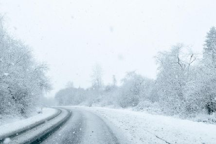 Snow is forecast for higher ground across much of Scotland on Wednesday