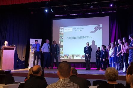 East Fife Sports Council awards 2019.