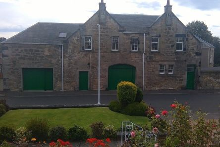 In pictures: Inside the historic Kirkcaldy Coach House for sale
