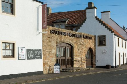 Ambitious plans...while the Scottish Fisheries Museum in Anstruther has already expanded over the years, ambitious plans for the future will be unveiled as a legacy of its golden anniverary in spring next year.