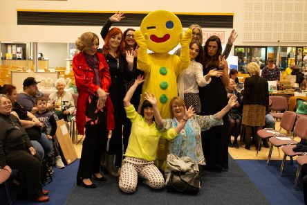 A number of fundraising events have supported Fife Gingerbread.