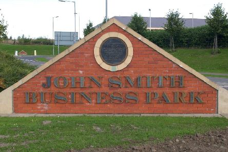 JSBP, John Smith Business Park - base for the new contact centre