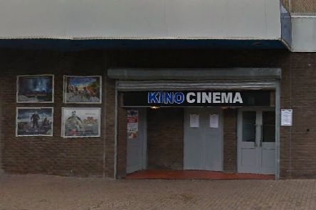 Kino Cinema, Glenrothes.