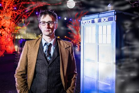 Dr Who will be one of the guests at Sense Scotland's sci-fi themed Festival of Fun at Lochore Meadows
