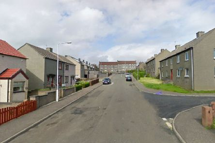 Ronald McDonald assaulted his ex-partner Tracy Russell at South Street, Cowdenbeath.