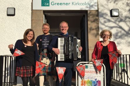 Greener Kirkcaldy is celebrating its tenth anniversary with a ceilidh on November 29 in the town.