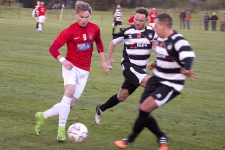 Tayport's Scottish Cup hopes face toughest test of them all