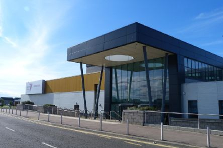 The NESCol campus in Fraserburgh