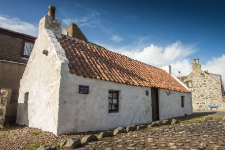 Fisher cottage is historic gem for the north-east area
