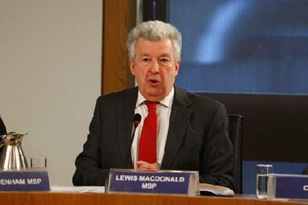 Lewis Macdonald says this is a great opportunity to have your voice heard.