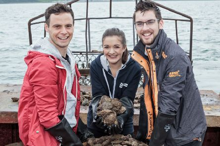 Good news predicted for organisers of events like the Stranraer Oyster Festival