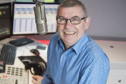 Radio DJ Tommy Jardine retires March 2019
