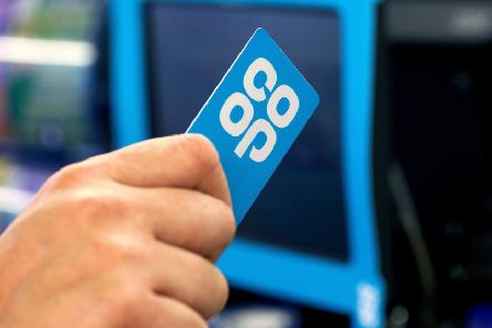 The Co-op say it's only right that those who shop local get to choose where the donations go