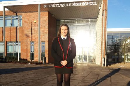 Foundation Apprenticeship is first step towards Mearns Castle High pupil's teaching dream