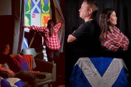 'Once in a Generation...' is at Finn's Place, Langside Church, Glasgow, as part of the Southside Fringe.