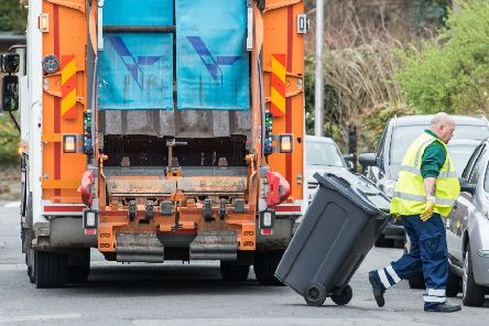 Concerns have been raised over missed bin collections.