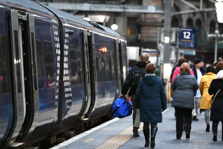 Scotrail passengers will face a 2.8 per cent rise in fares from January.