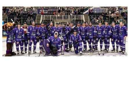 Glasgow Clan show support for Pancreatic Cancer