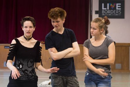 For the sixth year running, Borders Youth Theatre is taking part in the National Youth Theatre Connections Festival.'Twenty young people will use the February school holiday to rehearse a new play, Chaos written by Laura Lomas, especially for young actors.'They will perform the play at Tower Mill in Hawick on Wednesday, February 20 and Thursday, February 21.