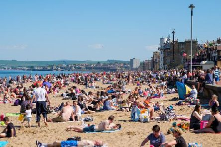 Temperatures across the UK are set to climb to 30C