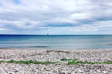 Stonehaven is among eight beaches in Aberdeenshire to receive an award