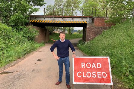 West Aberdeenshire and Kincardine MP Andrew Bowie had called for swift action on repairs