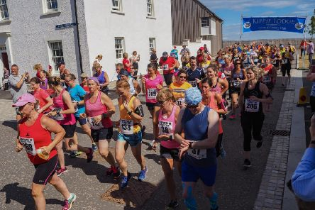 The Chapelton 10k will kick off a summer of events in the community