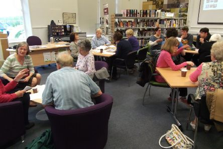 The Philosophy Cafe offers lively debate