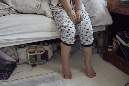 Leading children's charity NSPCC is calling for a radical reshaping of services, particularly early joined-up support services, after revealing thousands of children suffer sexual abuse every year in Scotland. (Photo: Tom Hull)