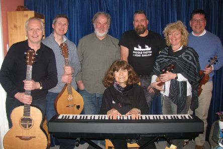 The Dark Island Ceilidh Band had another busy year