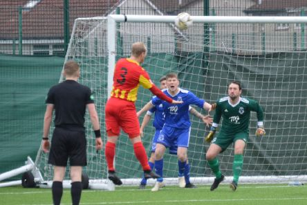 Rossvale say that facilities at Huntershill are not up to the standards required for the Premiership (archive pic: HT Photography/@dibsy_)