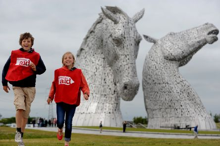 Kelpies Canter can make a difference