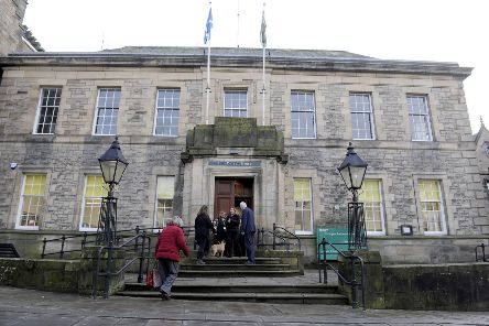 Hotel plan for Linlithgow