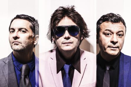 Welsh rock legends Manic Street Preachers will headline this year's Party at the Palace in Linlithgow.