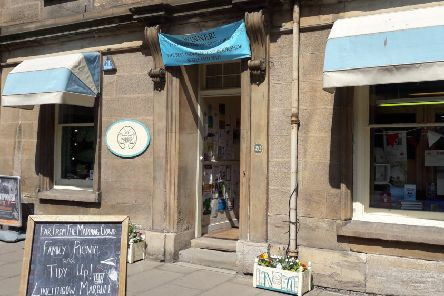 Far From The Madding Crowd bookshop in Linlithgow has made the regional shortlist for bookshop of the year.