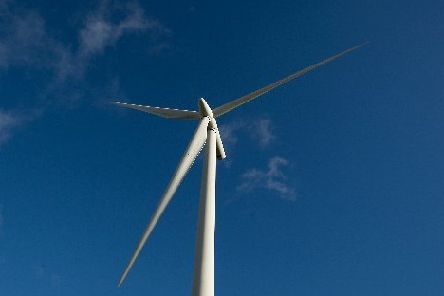 The developers are proposing 26 wind turbines
