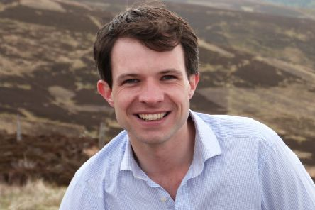 West Aberdeenshire and Kincardine MP Andrew Bowie