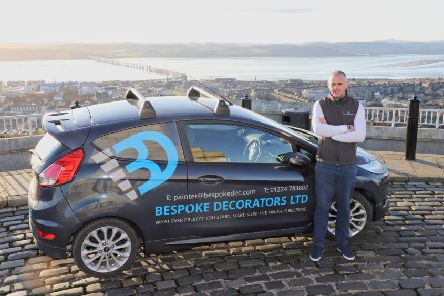 Bespoke Decorators director Brian Kerr