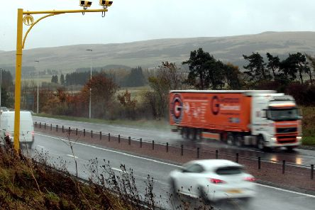 More HGVs are using the bypass, according to data