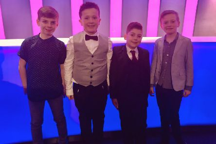 Four of the five Burnbrae Primary boys who raised money for Social Bite in Midlothian with their Wee Sleep Out, were named in the top 10 fundraisers in Scotland for the homeless charity.