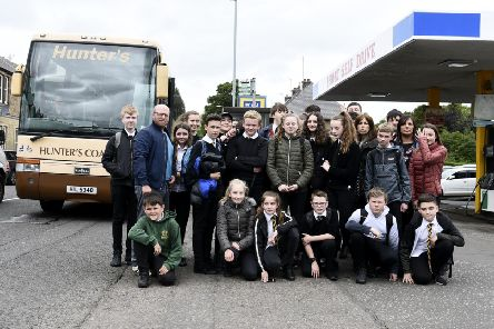 Campaigners are furious over the council's decision to axe school transport.