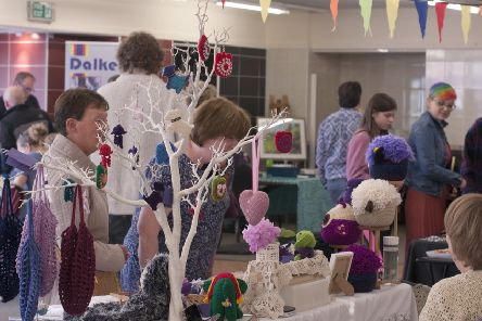 The Made in Midlothian Christmas Market is coming to Dalkeith.