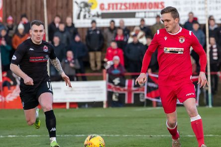 Rose were more than a match for their League One opponents. (Pics by Joe Gilhooley)