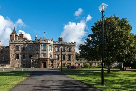 Newbattle Abbey College.