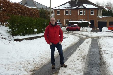 East Dunbartonshire residents 'frozen out' of council winter plan